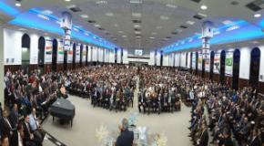 Presidente da CIADESCP pregou na Reunião Geral de Obreiros da IEADJO em Agosto/2017